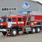 Firefighting vehicle with high-capacity pumps big amount of hoses and tank ANR-4/1,2-130 (6370)