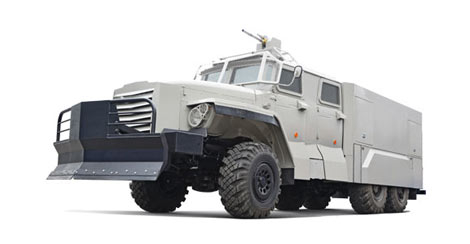 Anti-riot control vehicle ARC-6,0-20 (5557)