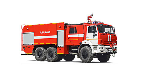 Firefighting airfield vehicle AA-8,0-60 (43118)