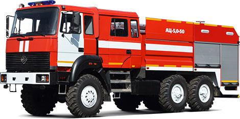 AZ-5,0-50 (4320) with CAFS